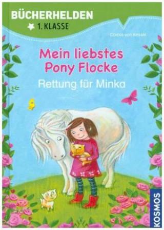 Mein liebstes Pony Flocke 03 -  Rettung für Minka