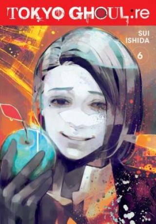Tokyo Ghoul: re, Vol. 6