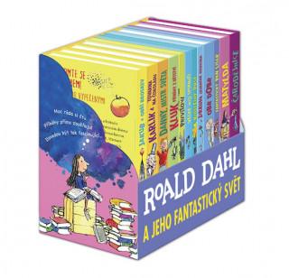 Roald Dahl a jeho fantastický svět