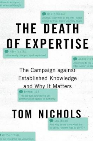 Death of Expertise