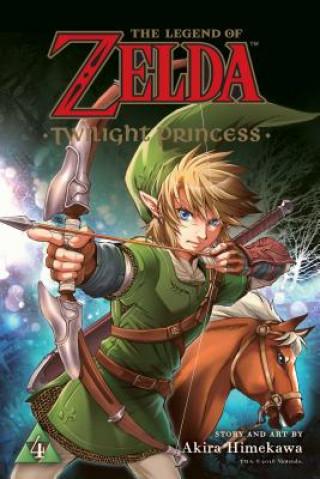 Legend of Zelda: Twilight Princess, Vol. 4