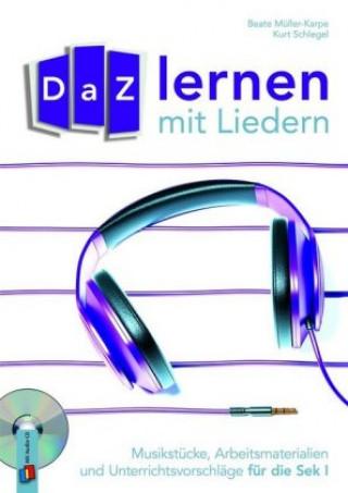 DaZ-Lernen mit Liedern, m. Audio-CD