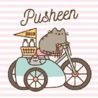 Pusheen Official 2019 Calendar - Square Wall Calendar Format