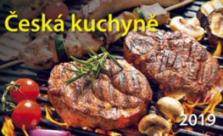 Česká kuchyně 2019 - stolní kalendář