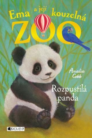 Ema a její kouzelná ZOO Rozpustilá panda