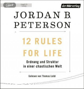 Digital 12 Rules For Life Jordan B. Peterson
