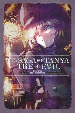 Saga of Tanya the Evil, Vol. 4 (light novel)