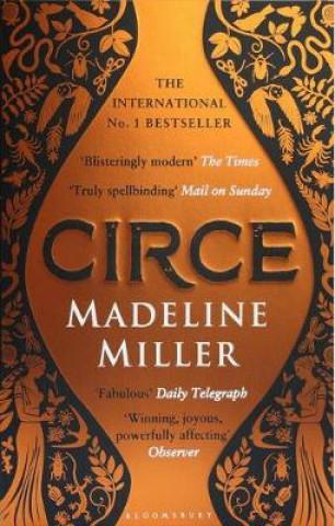 Carte Circe Madeline Miller