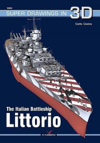Italian Battleship Littorio
