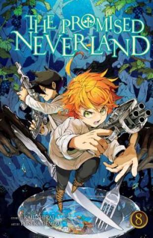 Promised Neverland, Vol. 8