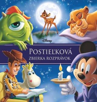 Disney Postieľková zbierka rozprávok