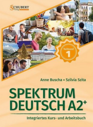 Carte Spektrum Deutsch A2+: Teilband 1 Anne Buscha