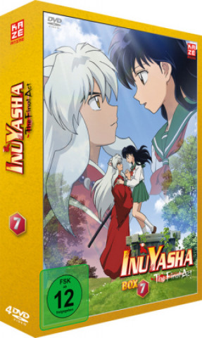 InuYasha - TV-Serie - Box 7 (Final Arc: Episoden 1-26) [4 DVDs]