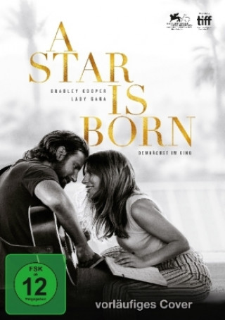 A Star Is Born (2018), 1 DVD