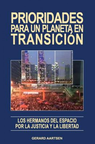 Kniha Prioridades para un planeta en transicion Gerard Aartsen