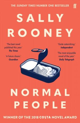 Carte Normal People Sally Rooney