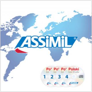 Polski, 4 Audio-CDs