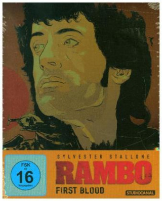 Rambo - First Blood, 1 Blu-ray (Limited SteelBook Edition)
