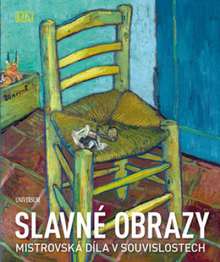 Kniha Slavné obrazy Mistrovská díla v souvislostech autorů kolektiv