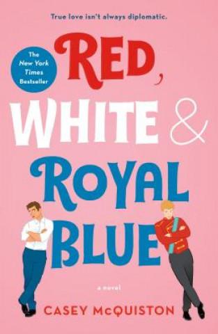 Carte Red, White & Royal Blue Casey McQuiston
