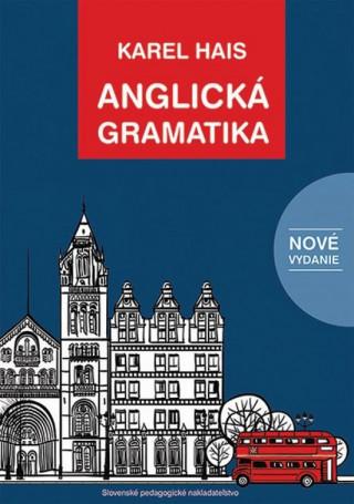 Kniha Anglická gramatika Karel Hais