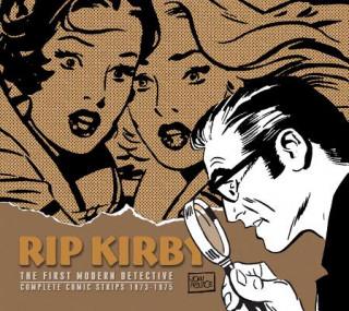 Rip Kirby, Vol. 11