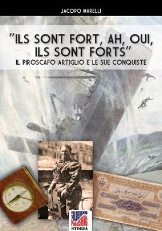 Könyv Ils Sont Forts, Oh, Oui, Ils Sont Forts! Jacopo Marelli