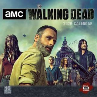 Walking Dead , the 2020 Square Wall Calendar