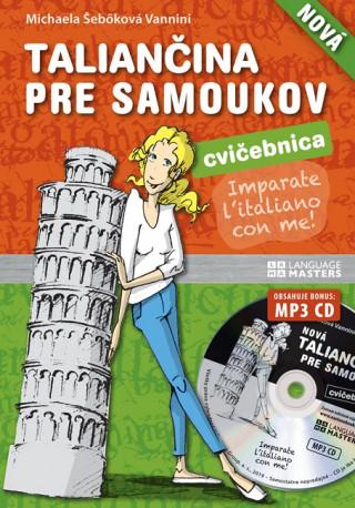 Carte Nová taliančina pre samoukov cvičebnica Michaela Šebőková Vannini