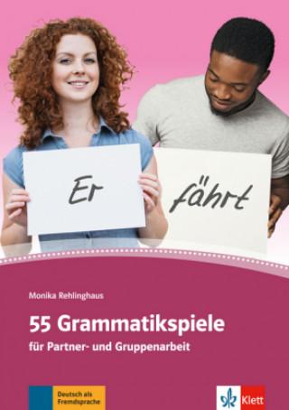 55 Grammatikspiele