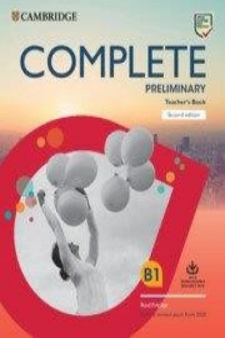 Carte Complete Preliminary Teacher's Book with Downloadable Resource Pack (Class Audio and Teacher's Photocopiable Worksheets) Rod Fricker