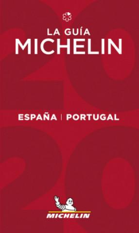 Carte Espagne Portugal - The MICHELIN Guide 2020