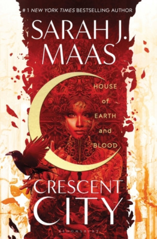 Carte House of Earth and Blood Maas Sarah J. Maas