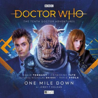 Tenth Doctor Adventures Volume Three: One Mile Down
