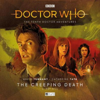 Tenth Doctor Adventures Volume Three: The Creeping Death