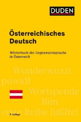 Carte Österreichisches Deutsch Jakob Ebner