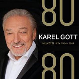 Karel Gott  80/ 80 Největší hity 1964–2019