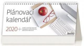 Plánovací kalendář - stolní kalendář 2020