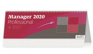 Manager Professional - stolní kalendář 2020