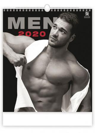 Men - nástěnný kalendář 2020