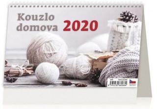 Kouzlo domova - stolní kalendář 2020