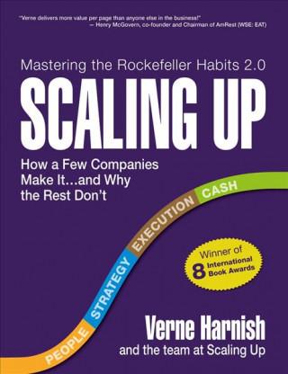Könyv Scaling Up Verne Harnish
