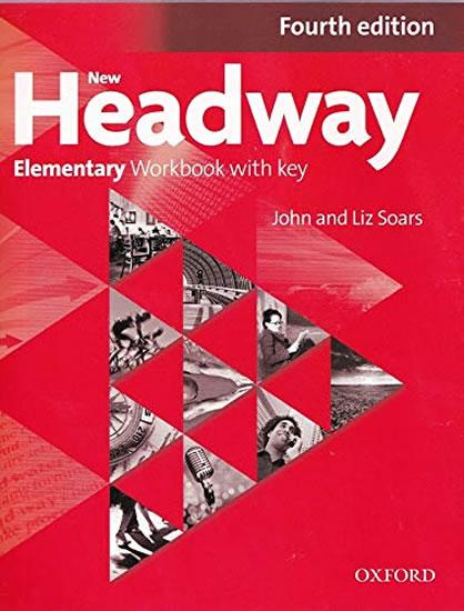 Carte New Headway Fourth Edition Elementary Workbook Soars John and Liz