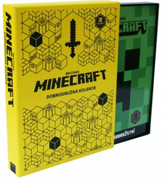 Minecraft Dobrodružná kolekce