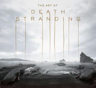 ART OF DEATH STRANDING THE