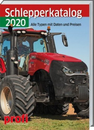 Carte Schlepperkatalog 2020 Profi