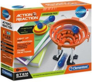 Action & Reaction - Trampolin