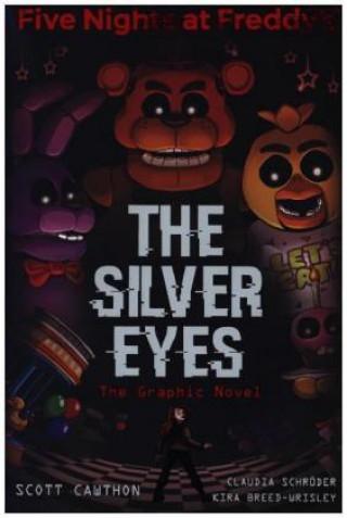 Silver Eyes Graphic Novel