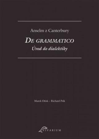 De grammatico. Úvod do dialektiky