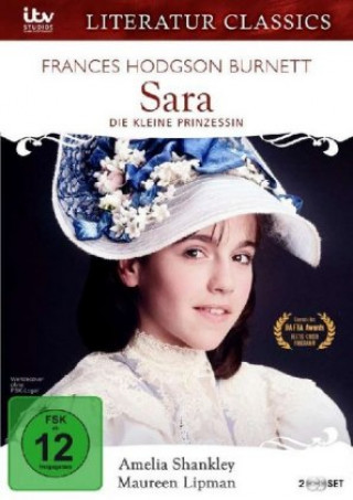 Video Sara - Die kleine Prinzessin, 2 DVD Carol Wiseman